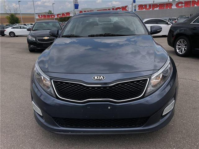 2014 Kia Optima LX|Heated seats|Bluetooth| (Stk: 159197A) in BRAMPTON - Image 2 of 20