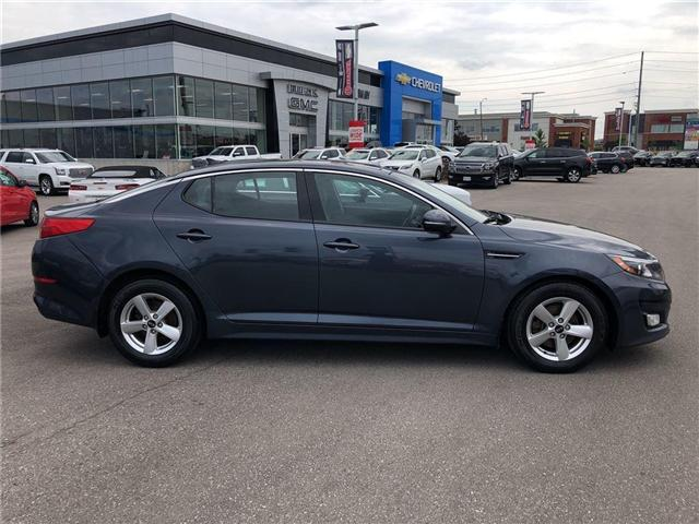 2014 Kia Optima LX|Heated seats|Bluetooth| (Stk: 159197A) in BRAMPTON - Image 4 of 20