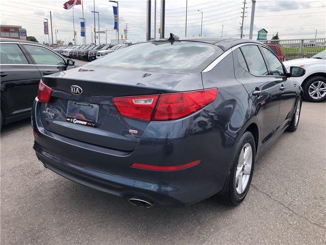 2014 Kia Optima LX|Heated seats|Bluetooth| (Stk: 159197A) in BRAMPTON - Image 5 of 20