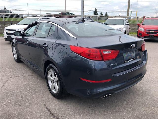 2014 Kia Optima LX|Heated seats|Bluetooth| (Stk: 159197A) in BRAMPTON - Image 7 of 20