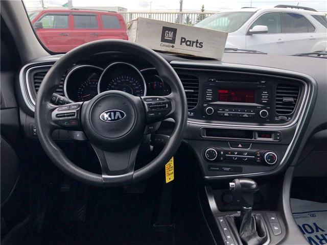 2014 Kia Optima LX|Heated seats|Bluetooth| (Stk: 159197A) in BRAMPTON - Image 12 of 20