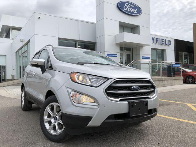 2018 Ford EcoSport SE (Stk: ET181005) in Barrie - Image 1 of 30