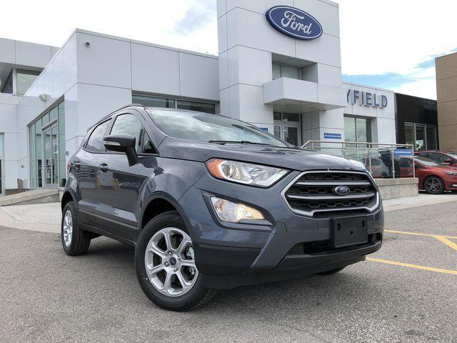 2018 Ford EcoSport SE (Stk: ET181257) in Barrie - Image 1 of 18
