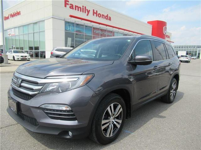 2016 Honda Pilot EX, WOW!! FREE WARRANTY! (Stk: 8504487A) in Brampton - Image 1 of 30