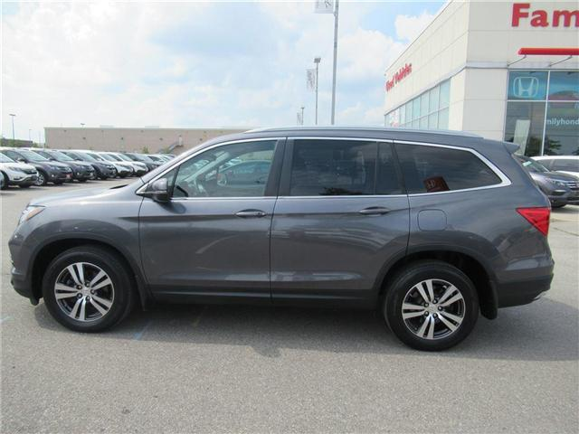 2016 Honda Pilot EX, WOW!! FREE WARRANTY! (Stk: 8504487A) in Brampton - Image 2 of 30
