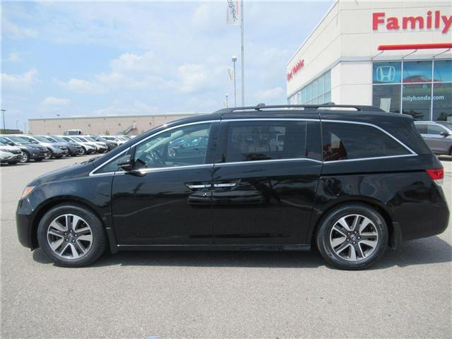2016 Honda Odyssey Touring, FULLY LOADED WOW!! (Stk: 9503982A) in Brampton - Image 2 of 30