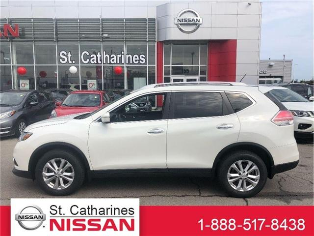 2015 Nissan Rogue SV (Stk: P-2049) in St. Catharines - Image 1 of 22