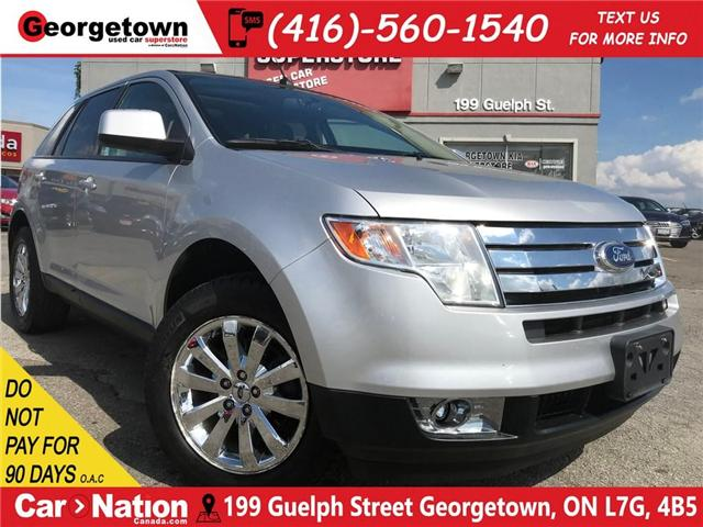 2010 Ford Edge SEL | AWD | LEATHER | PANO ROOF | CHROME WHEELS (Stk: NH18028A) in Georgetown - Image 1 of 25