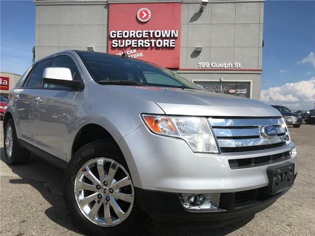2010 Ford Edge SEL | AWD | LEATHER | PANO ROOF | CHROME WHEELS (Stk: NH18028A) in Georgetown - Image 2 of 25