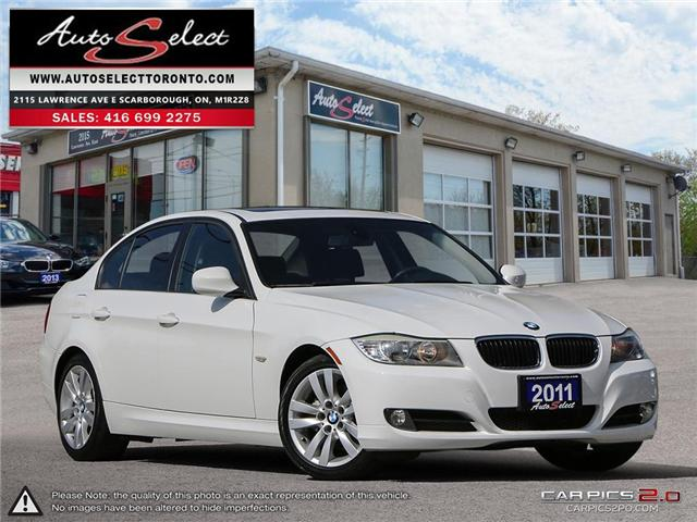 2011 BMW 323i  (Stk: 11MEW341) in Scarborough - Image 1 of 28