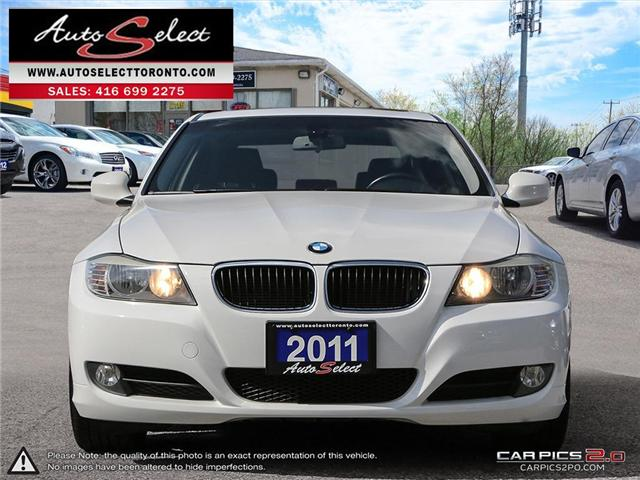 2011 BMW 323i  (Stk: 11MEW341) in Scarborough - Image 2 of 28