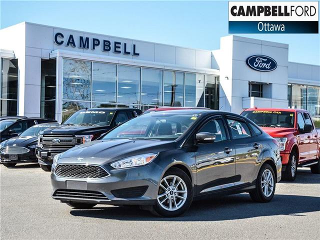 2017 Ford Focus SE-AUTO-AIR-31,000 KMS (Stk: 942800) in Ottawa - Image 1 of 22