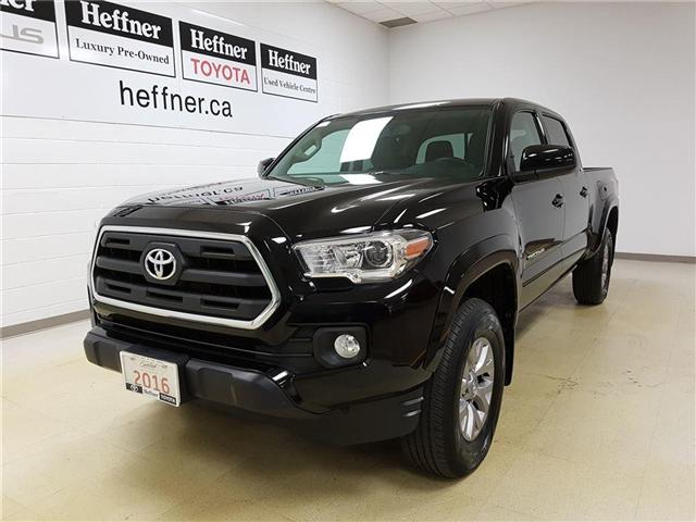 2016 Toyota Tacoma  5TFDZ5BN3GX003165 185904 in Kitchener