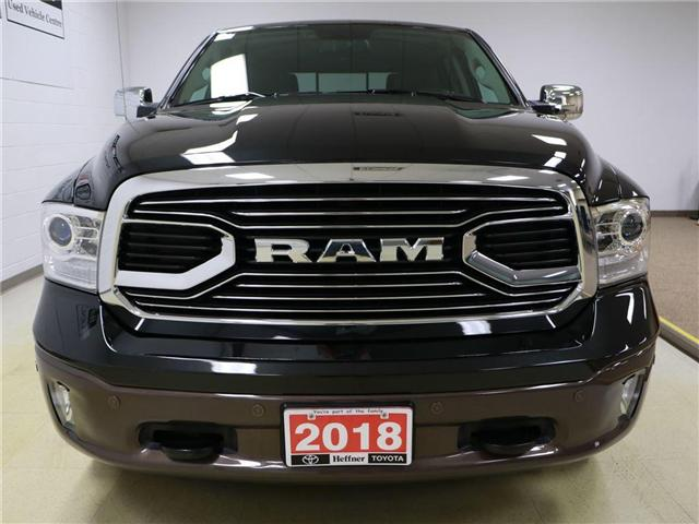 2018 RAM 1500 Longhorn (Stk: 185973) in Kitchener - Image 8 of 25