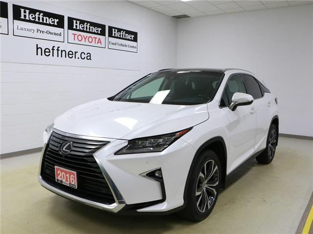 2016 Lexus RX 350 Base (Stk: 187243) in Kitchener - Image 1 of 24
