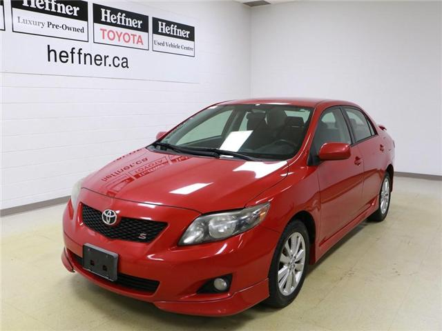 2009 Toyota Corolla  (Stk: 185993) in Kitchener - Image 1 of 19