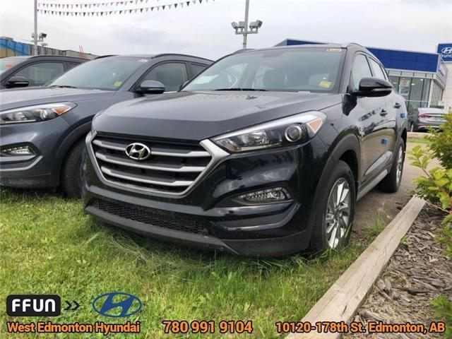 2018 Hyundai Tucson  (Stk: TC89665) in Edmonton - Image 1 of 1