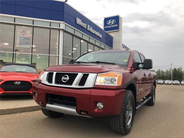 2014 Nissan Titan PRO-4X (Stk: 82205A) in Edmonton - Image 1 of 23