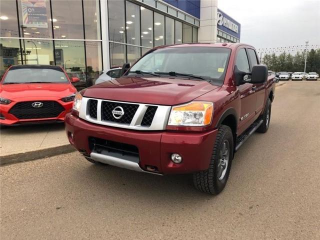 2014 Nissan Titan PRO-4X (Stk: 82205A) in Edmonton - Image 2 of 23