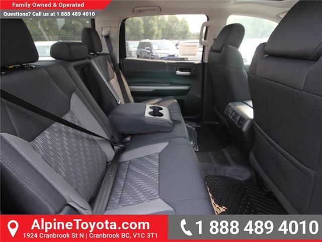 2018 Toyota Tundra SR5 Plus 5.7L V8 (Stk: X759084) in Cranbrook - Image 11 of 16