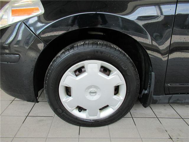 2009 Nissan Versa 1.8S (Stk: 15469AB) in Toronto - Image 10 of 13