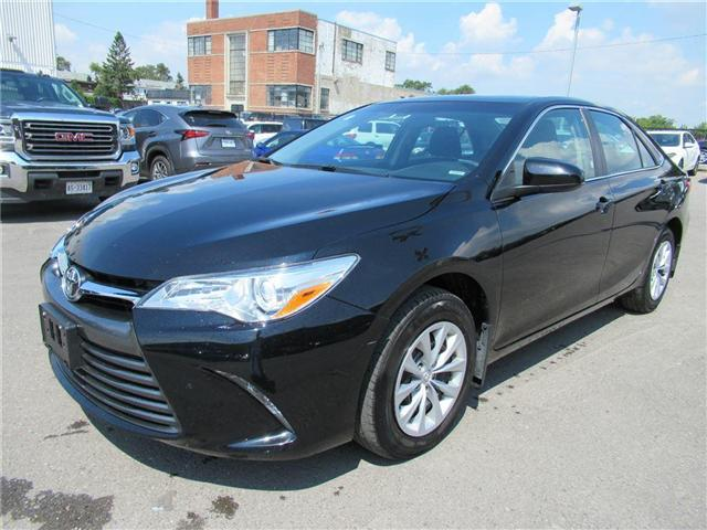 2017 Toyota Camry LE (Stk: 15501A) in Toronto - Image 2 of 13