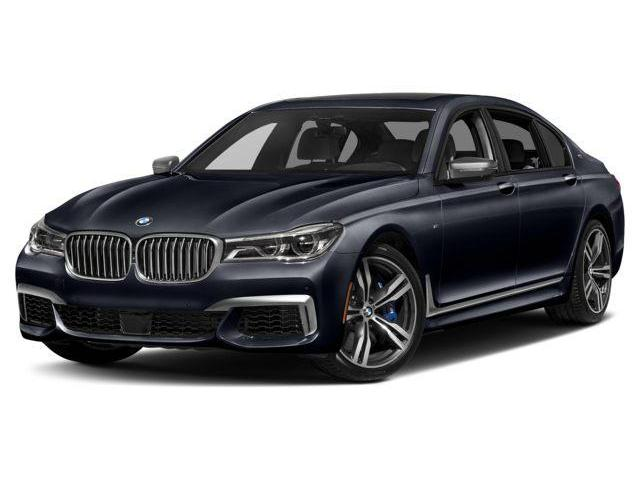 2019 BMW M760 Li xDrive (Stk: B032499) in Oakville - Image 1 of 9