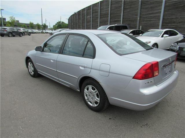2001 Honda Civic LX-G (Stk: 78047A) in Toronto - Image 2 of 11