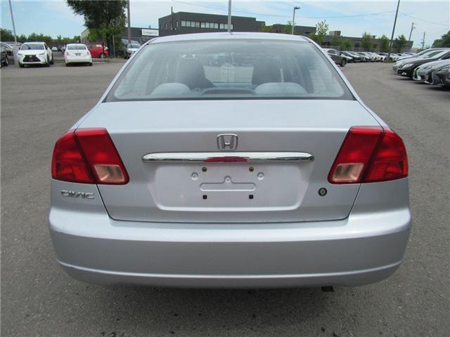 2001 Honda Civic LX-G (Stk: 78047A) in Toronto - Image 3 of 11