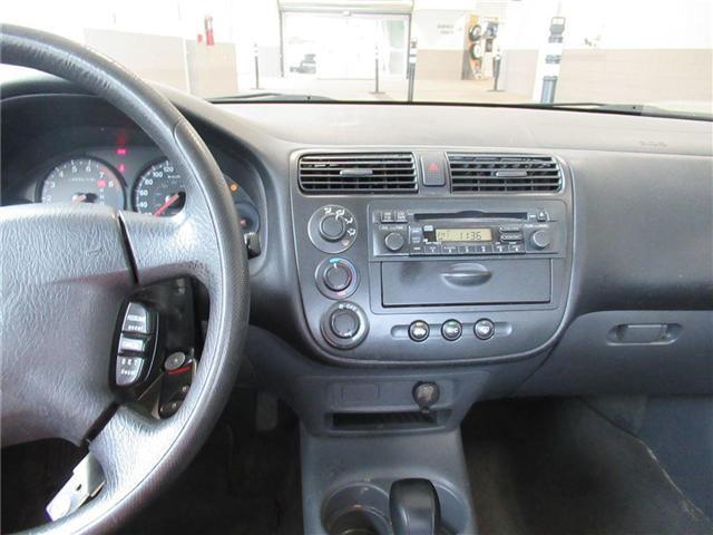 2001 Honda Civic LX-G (Stk: 78047A) in Toronto - Image 6 of 11