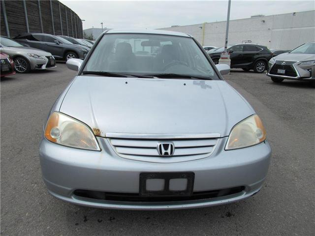 2001 Honda Civic LX-G (Stk: 78047A) in Toronto - Image 11 of 11