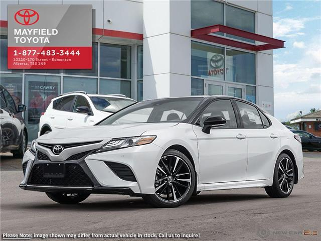 2018 Toyota Camry XSE (Stk: 1801784) in Edmonton - Image 1 of 24