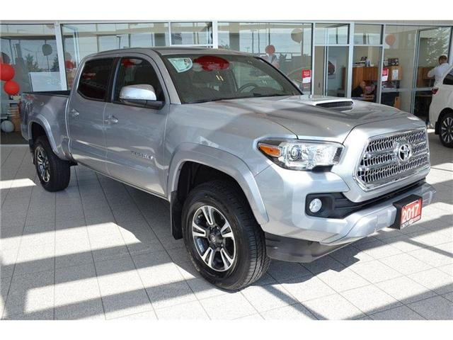 2017 Toyota Tacoma  (Stk: 028262) in Milton - Image 3 of 40