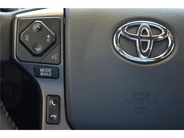 2017 Toyota Tacoma  (Stk: 028262) in Milton - Image 18 of 40