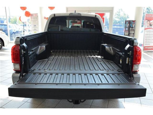 2017 Toyota Tacoma  (Stk: 028262) in Milton - Image 34 of 40