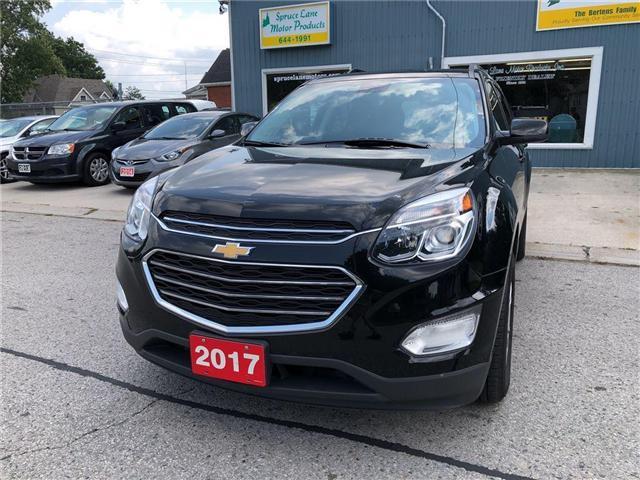 2017 Chevrolet Equinox LT (Stk: 2GNFLF) in Belmont - Image 2 of 20