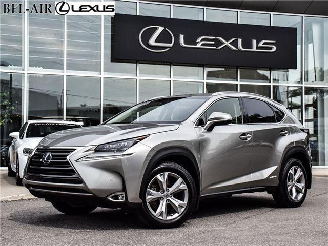 2016 Lexus NX 300h Base (Stk: L0387) in Ottawa - Image 1 of 30