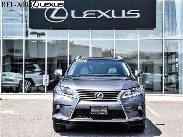 2015 Lexus RX 350 Sportdesign (Stk: L0394) in Ottawa - Image 2 of 30