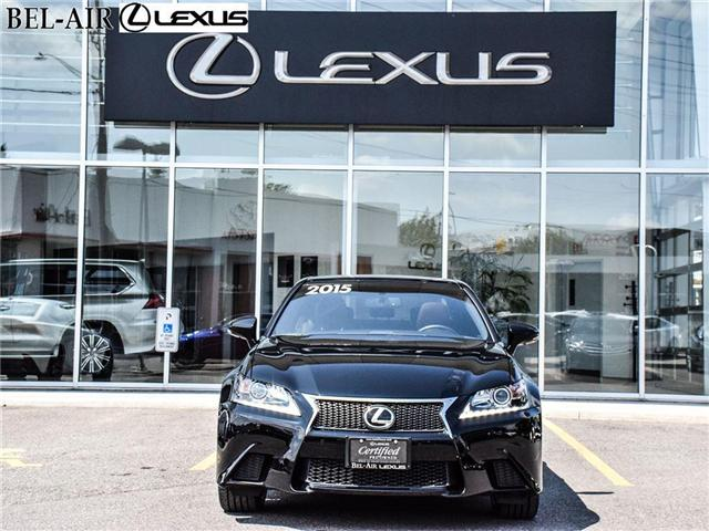 2015 Lexus GS 350 Base (Stk: L0395) in Ottawa - Image 2 of 30