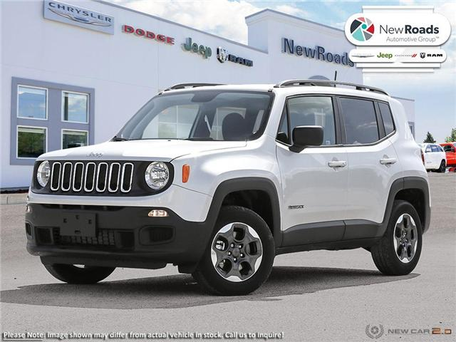 2018 Jeep Renegade Sport (Stk: S18041) in Newmarket - Image 1 of 23
