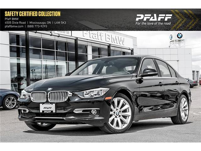 2014 BMW 320i xDrive (Stk: 21261A) in Mississauga - Image 1 of 20