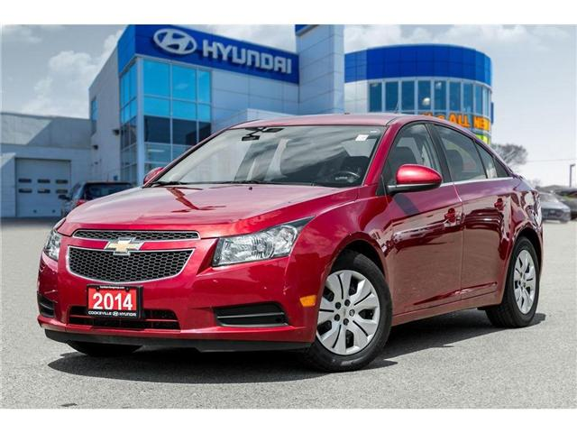 2014 Chevrolet Cruze 1LT (Stk: H7647P) in Mississauga - Image 1 of 19