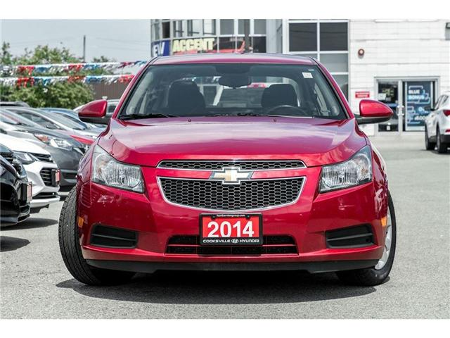 2014 Chevrolet Cruze 1LT (Stk: H7647P) in Mississauga - Image 2 of 19