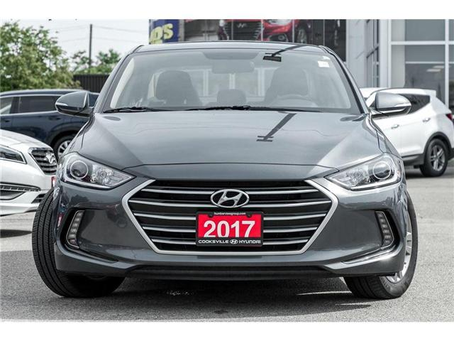 2017 Hyundai Elantra  (Stk: H7648PR) in Mississauga - Image 2 of 20