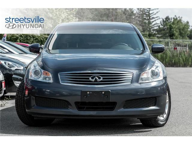 2009 Infiniti G37x  (Stk: 18SO086A) in Mississauga - Image 2 of 20