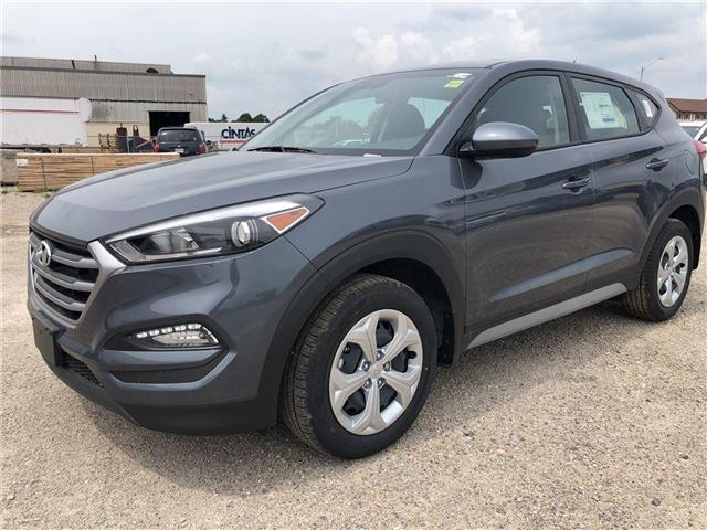 2018 Hyundai Tucson  (Stk: TN18011) in Woodstock - Image 1 of 26