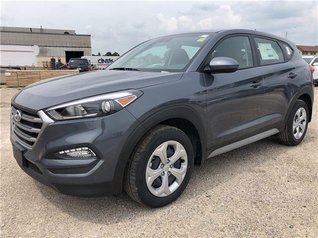 2018 Hyundai Tucson  (Stk: TN18011) in Woodstock - Image 2 of 26