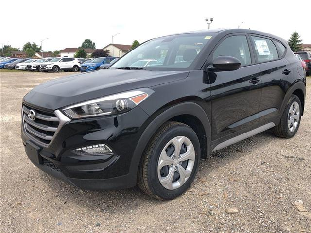 2018 Hyundai Tucson  (Stk: TN18018) in Woodstock - Image 1 of 30