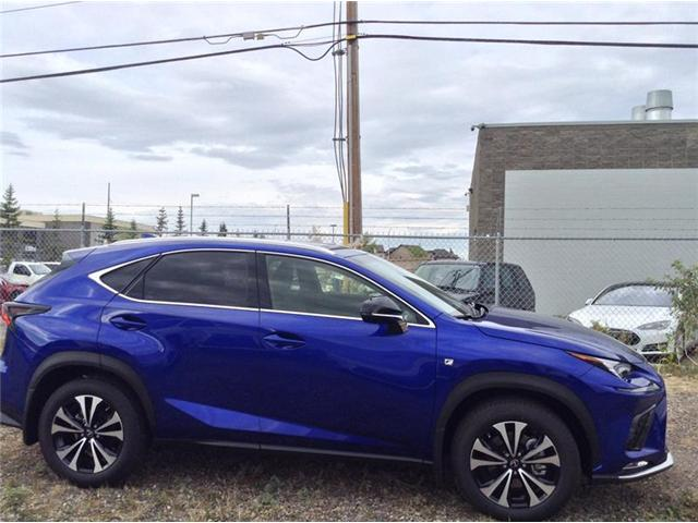 2019 Lexus NX 300 Base (Stk: 190032) in Calgary - Image 1 of 9