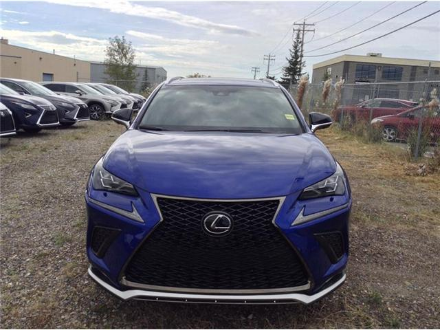 2019 Lexus NX 300 Base (Stk: 190032) in Calgary - Image 2 of 9